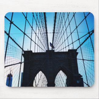ブルックリン橋、ニューヨーク マウスパッド