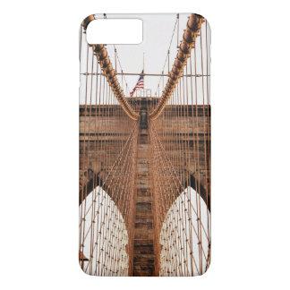 ブルックリン橋、ニューヨーク iPhone 8 PLUS/7 PLUSケース