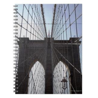 ブルックリン橋、ニューヨーク、NY、米国2 ノートブック