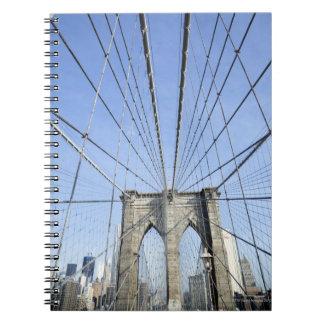 ブルックリン橋、ニューヨーク、NY、米国 ノートブック