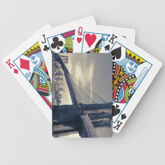 ブルックリン橋 バイスクルトランプ