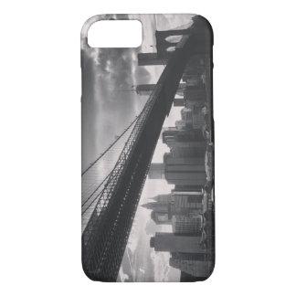 ブルックリン橋|ブルックリン、ニューヨーク iPhone 8/7ケース