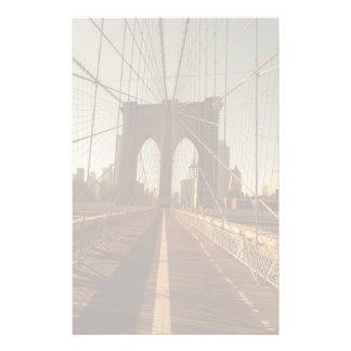 ブルックリン橋 便箋