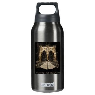 ブルックリン橋 断熱ウォーターボトル
