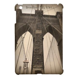 ブルックリン橋 iPad MINIカバー