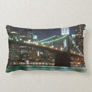 ブルックリン橋- NYC ランバークッション