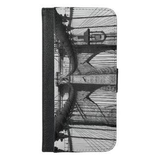 ブルックリン橋、NYC iPhone 6/6S PLUS ウォレットケース