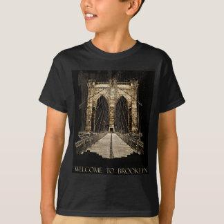 ブルックリン橋 Tシャツ