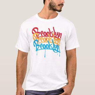 ブルックリン色 Tシャツ