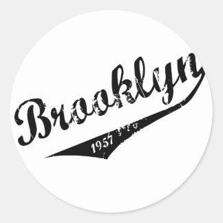 ブルックリン1957年 ラウンドシール