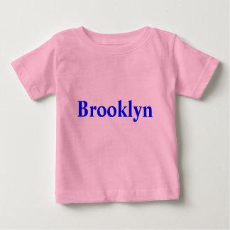 ブルックリン ベビーTシャツ