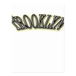 ブルックリン ポストカード