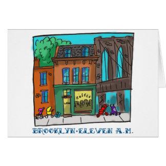 ブルックリン- 11のAM カード