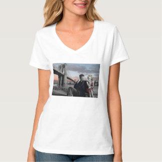ブルックリンB&W Tシャツ