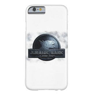 ブルテリアのフィルムのパロディの電話箱 BARELY THERE iPhone 6 ケース