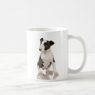 ブルテリアのマグ コーヒーマグカップ
