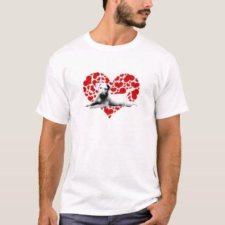 ブルテリアの初恋| Ashford Tシャツ