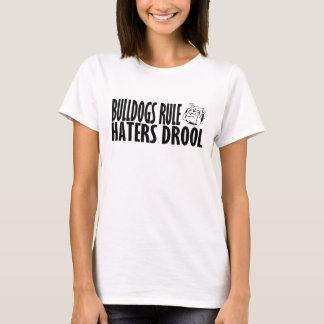 ブルドッグの規則 Tシャツ