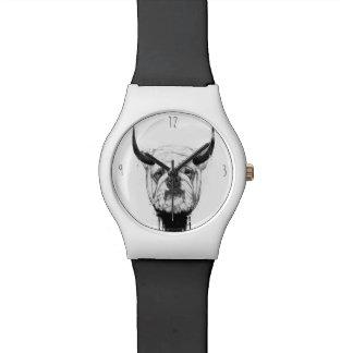 ブルドッグ 腕時計