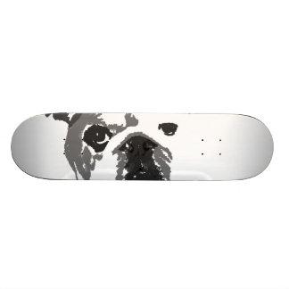 ブルドッグ 21.6CM スケートボードデッキ