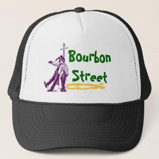 ブルボン通りのニュー・オーリンズのクラシックな謝肉祭のギフト キャップ