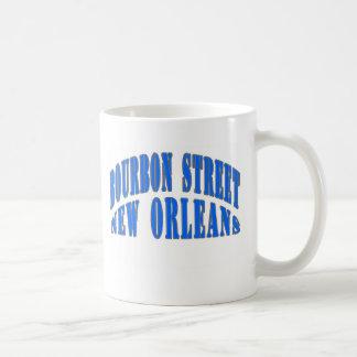 ブルボン通りニュー・オーリンズ コーヒーマグカップ