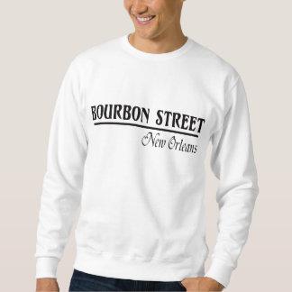 ブルボン通りニュー・オーリンズ スウェットシャツ
