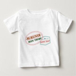 ブルンディそこにそれされる ベビーTシャツ