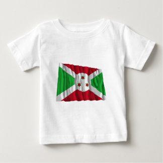 ブルンディの振る旗 ベビーTシャツ