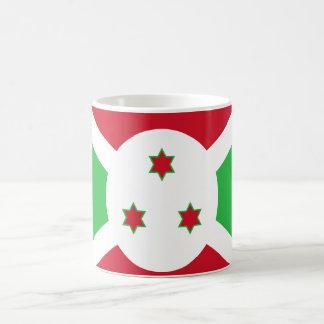 ブルンディの旗のコーヒー・マグ コーヒーマグカップ