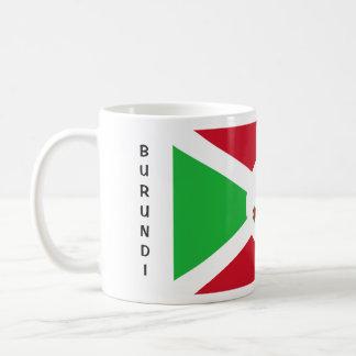 ブルンディの旗のマグ コーヒーマグカップ