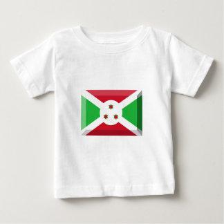 ブルンディの旗の宝石 ベビーTシャツ