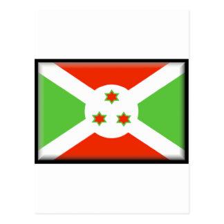ブルンディの旗 ポストカード