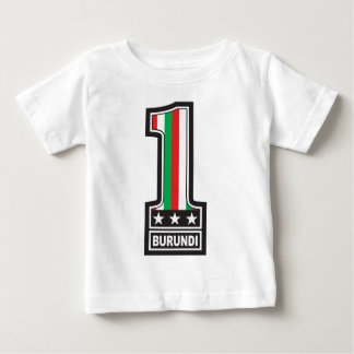 ブルンディの第1 ベビーTシャツ