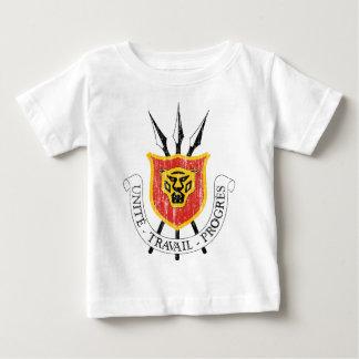 ブルンディの紋章付き外衣 ベビーTシャツ