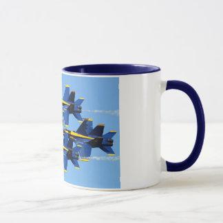 ブルーエンジェルのマグ マグカップ