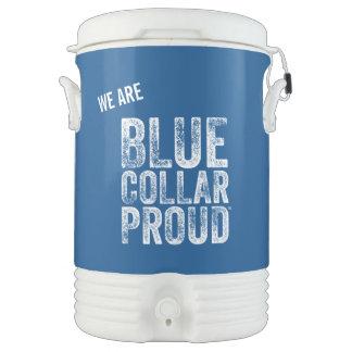 ブルーカラーの誇りを持ったな5ガロンのイグルーの冷水装置 ドリンククーラー