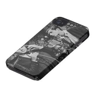 ブルースウェインおよびディックGrayson Case-Mate iPhone 4 ケース