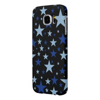 ブルースターの電話箱 SAMSUNG GALAXY S6 ケース