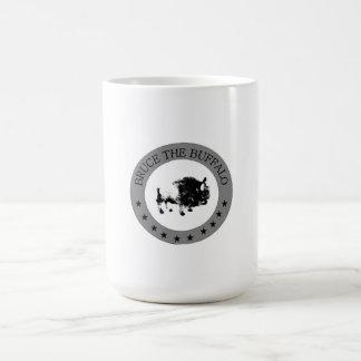 ブルース水牛のマグ コーヒーマグカップ
