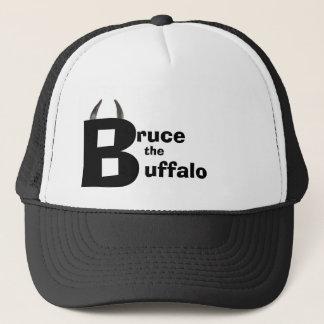 ブルース角が付いている水牛の帽子 キャップ