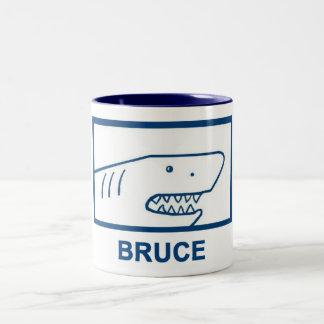 ブルース ツートーンマグカップ
