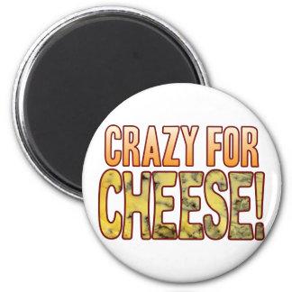 ブルーチーズのために熱狂する マグネット