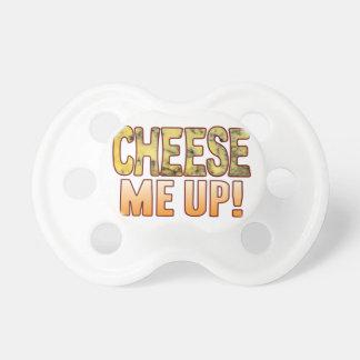 ブルーチーズの上の私 おしゃぶり