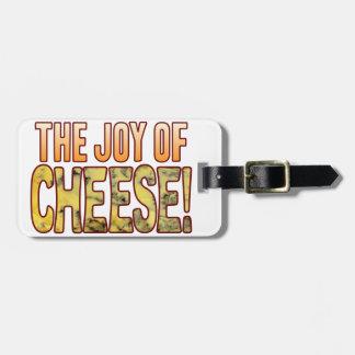 ブルーチーズの喜び ラゲッジタグ