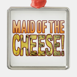 ブルーチーズの女中 メタルオーナメント
