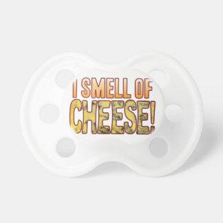 ブルーチーズの臭い おしゃぶり