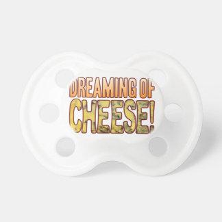 ブルーチーズを夢を見ること おしゃぶり