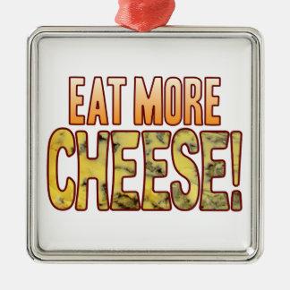 ブルーチーズを食べて下さい メタルオーナメント