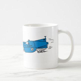 ブルーバードのオーストラリアの二重マグ コーヒーマグカップ